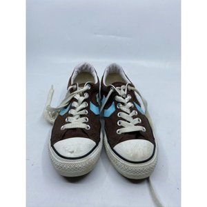 CONVERSE Sneakers White Black Women's Size 8